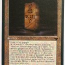Magic The Gathering MTG French Renaissance Bronze Tablet - 1995