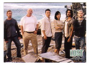 Lost TV Series Premium Trading Cards Promo Card  NSU 1- NEW
