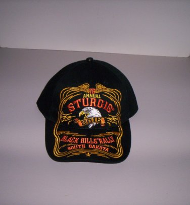 Sturgis Black Hills Morotcycle Rally South Dakota 2016  Officially Licensed New w/Tags!