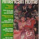 American Home - December 1973 - Vol. 76 No. 12 - Christmas decorating, food, gifts