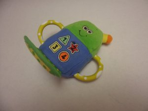 First Years Peek-a-Boo Phone - Baby Soft Toy