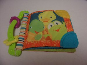 Baby Teether Book