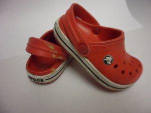 Kids Crocs Red