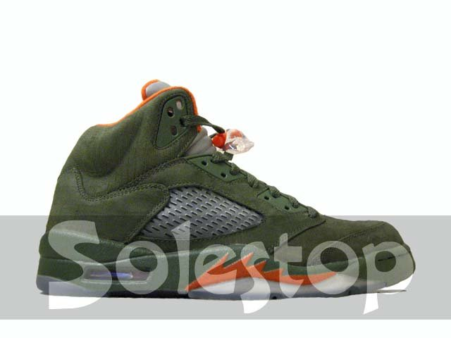 NIKE AIR JORDAN 5 RETRO LS 314259-381