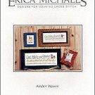 Erica Michaels 'Amber Waves' Cross Stitch Patterns