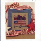 """Liberty Street Sampler"" 1999 Cross Stitch Pattern"