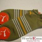 PUMA socks no show green 2 Prs size 10-13 NWT free ship