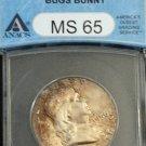 1956 FRANKLIN HALF DOLLAR ANACS MS65 BUGS BUNNY