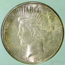1922-S  Peace $1 NTC MS66