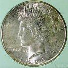 1926-S Peace $1 NTC  MS66