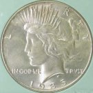 1925 Peace Dollar NTC MS66