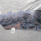 Thomas Kinkade Night Before Christmas 72-inch Table Runner
