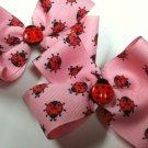 Ladybug Bow Set