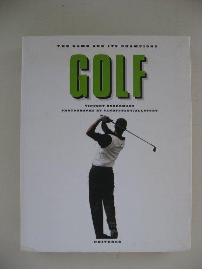 Golf : Vincent Borremans