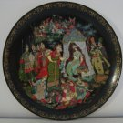 "Vleshko Russian Legends Plate ""The Golden Cockerel"""