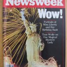 Vintage Newsweek Magazine 7/14/1986