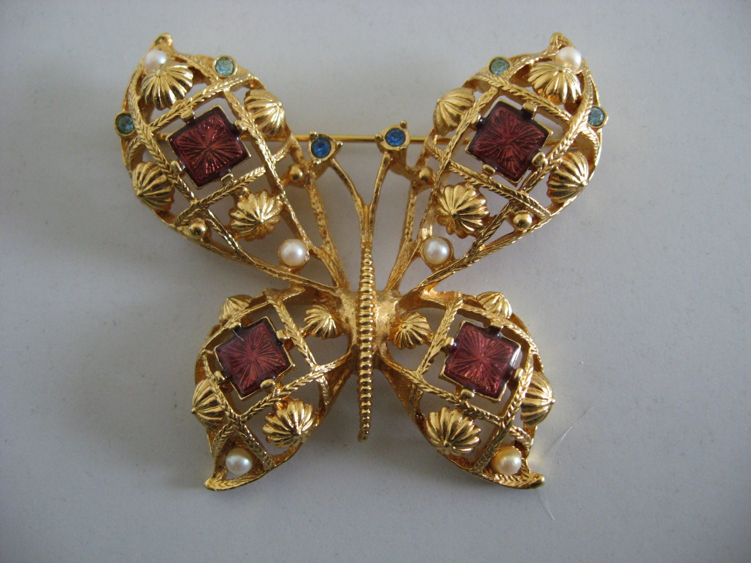 Avon Butterfly Brooch
