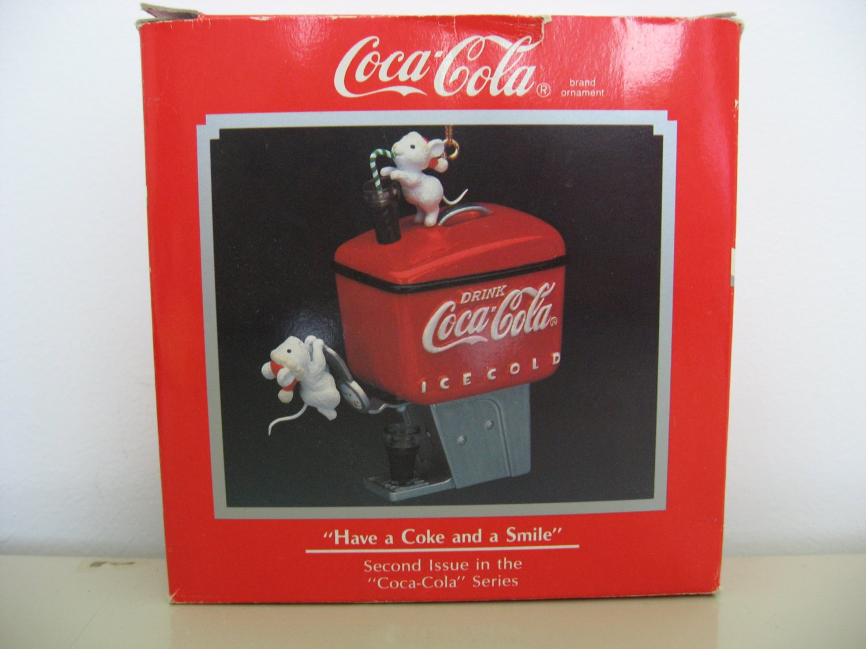 Have A Coke & A Smile