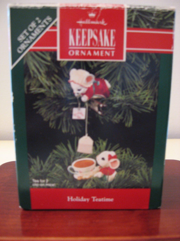 Holiday Teatime