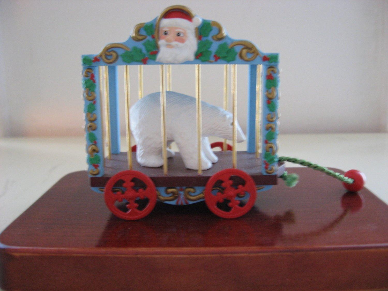 Polar Bear Wagon