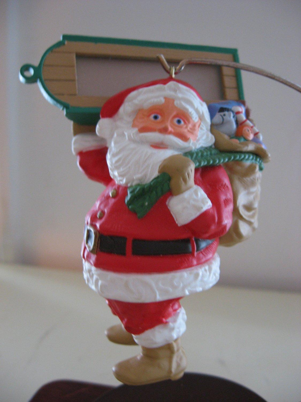 Santa Claus - Name Tag