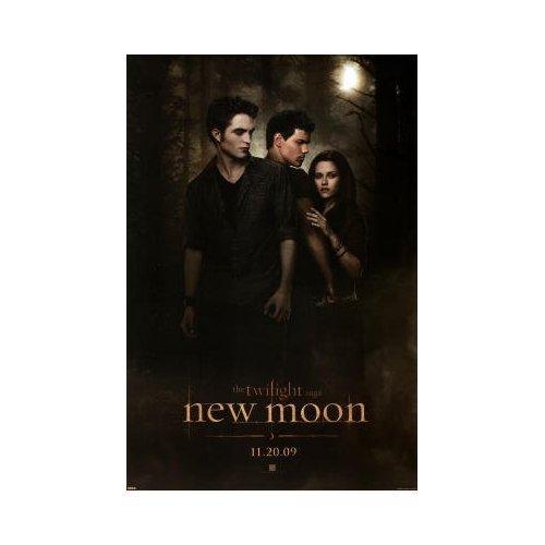 New Moon - Edward & Bella & Jacob