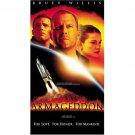 Bruce Willis - Armageddon (VHS)