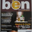 Ben Magazine - For The Darts Player