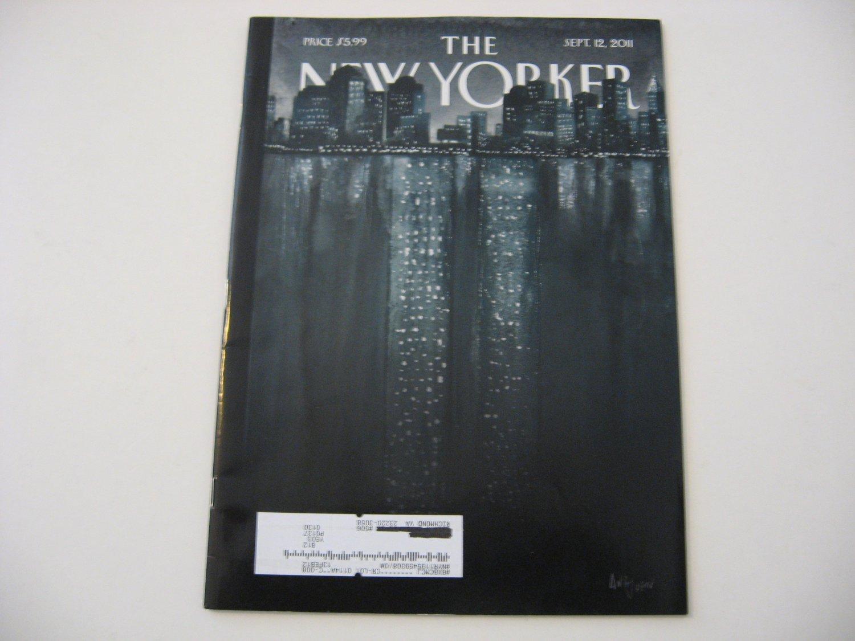 The New Yorker Magazine - Sept. 12, 2011