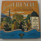 Living French: A Complete Language Course - Vintage 1955