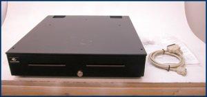 APG Series 4000 Cash Drawer SerialPro JB212A-BL1821-C