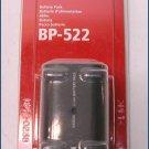 Canon BP-522 Li-Ion Battery 3174A002  NEW