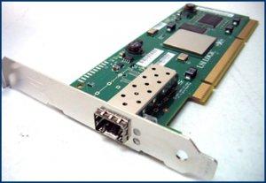 LSI 4GB Fibre LSI7104XP-LC PCI-X Card LSI00053 Kit