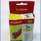 OEM Canon BCI-3EY Yellow Ink Cartridge 4482A003 NEW