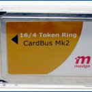 Madge Smart MK2 Token Ring PCMCIA Card 20-03