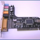 StarTech 5.1 Channel PCI Sound Card PCISOUND5CH
