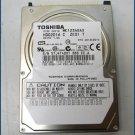 "Toshiba 120GB MK1234GAX 2.5"" ATA-6 Internal Hard Drive"