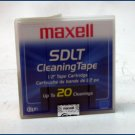 Maxell SDLT Cleaning Tape 183710 NEW SEALED!