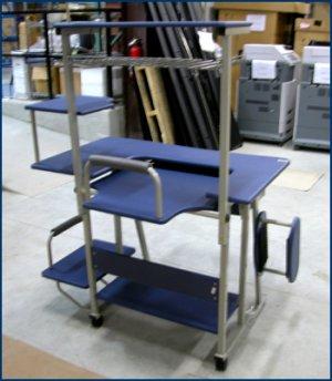 Mobitech Computer Desk B-16A MOB-77505 NEW