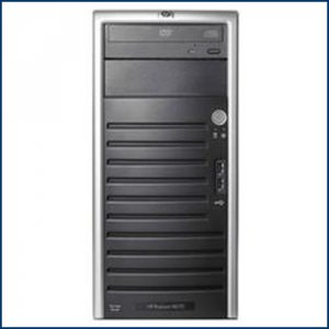 hp Compaq ProLiant ML110 G5 Storage Server AK316A