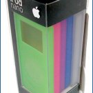 5 pack Apple iPod Nano Tubes Cases MA241G/B NEW SEALED!