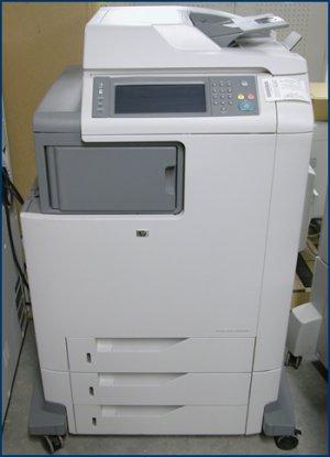 HP  Color LaserJet CM4730fm MFP Printer CB483A#BCC