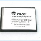 Troy MICR Deluxe Card Kit 02-20479-001 LaserJet CF Card