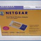 Netgear 802.11ab Wireless PCMCIA Card WAB501NA NEW