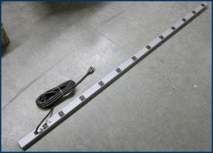 BlackBox Power Distribution Strip 11 Outlet SP198A