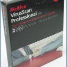 McAfee VirusScan Pro 10.0 VSL01L002RAA Spanish SEALED!
