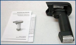 QuickScan QS6000 Plus Barcode Scanner PS/2 QS6-2110