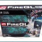 ATI Fire GL V5100 128MB Dual DVI Video Card 100-505086