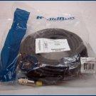 Cables to Go UXGA RapidRun Cable 50 feet 50715 NEW!