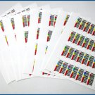 ADIC Systems SDLT600 Barcode Labels 3-01582-02
